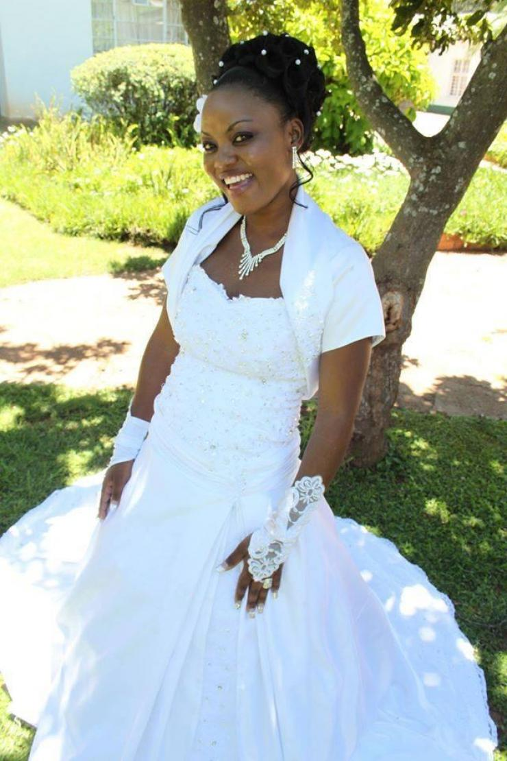Wedding Dress For Hire - Bulawayo