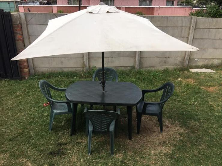 Chairs with tent for sale harare for Outdoor furniture zimbabwe